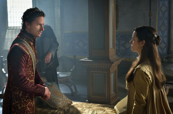 Reign - queen Mary and king Antoine