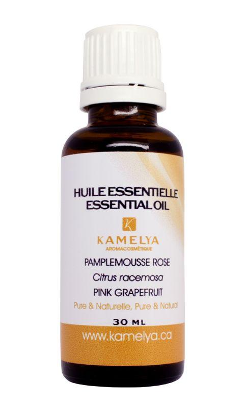 L'huile essentielle de pamplemousse favorise l'harmonie du corps et de l'âme et…