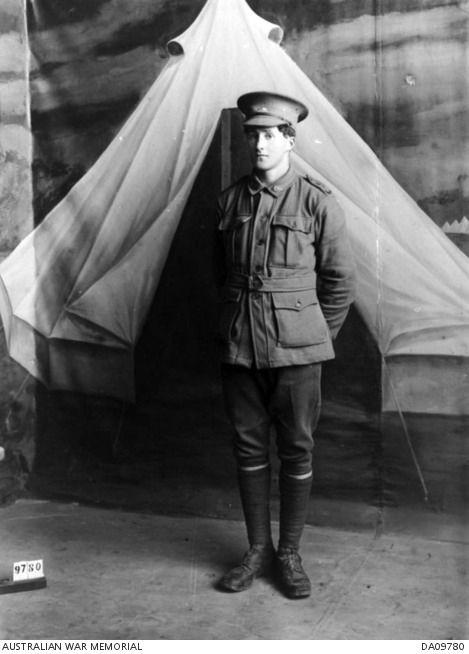 Pt R Mason AIF , KIA 4 Sept 1916, Mouquet Farm, Somme, WW1.