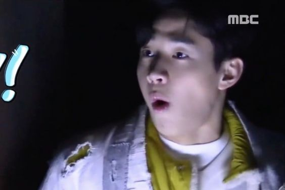 "Watch: Henry Reacts To Haunted House Ghost In Hilariously Unexpected Way On ""I Live Alone"""