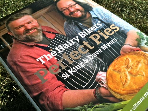 The Hairy Bikers Perfect Pies cookbook | Good Cook Books | Pinterest ...