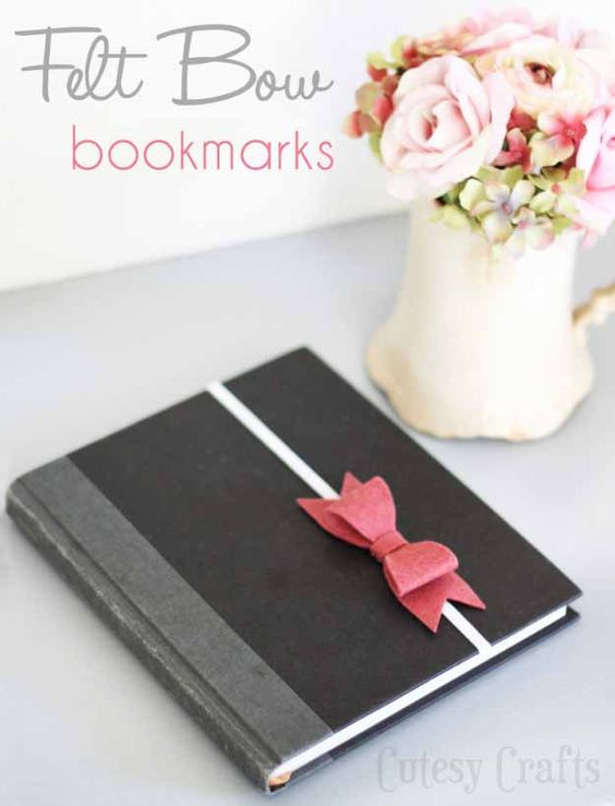 Pinterest the world s catalog of ideas for Cool ways to make bookmarks