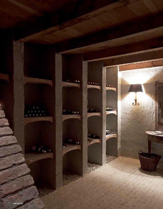 Wine Cellar. Yes, please.