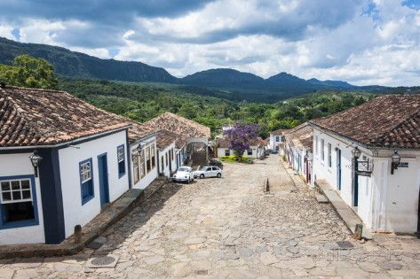 Tiradentes, Brazil, voted one of the 13 best small towns in South America.