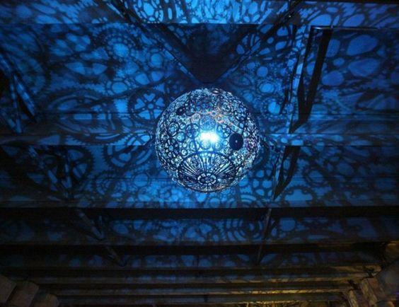 Ausgefallene Lampen Selber Bauen ~ selber bauen ausgefallene lampen ausgefallene lampen coole lampen