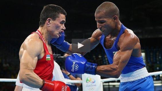 #Boxe Vai buscar a medalha de #OURO  com Robson Conceição no #Rio2016 ! http://bit.ly/2b44PFH