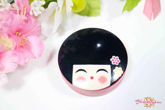 Japanese Lady Pocket Mirror
