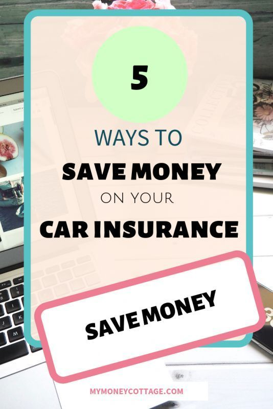 Five Tips To Help You Save Money On Car Insurance Saving Money