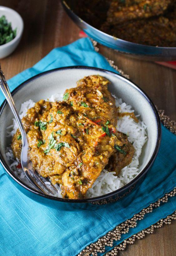 Indian Butter Chicken Katie At The Kitchen Door Blog Eats Pinterest B