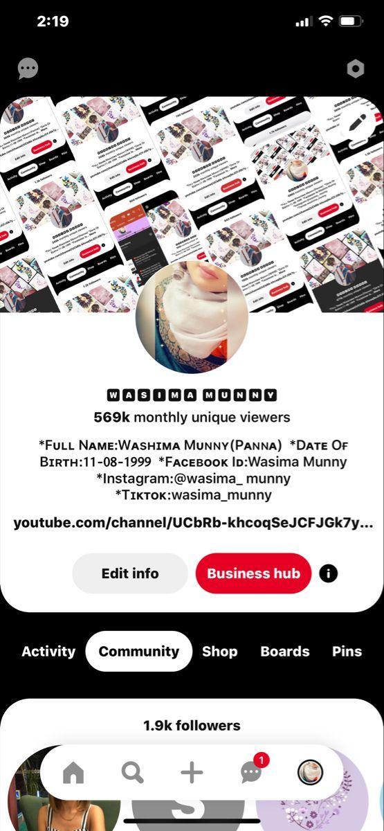 Pɪɴᴛᴇʀᴇsᴛ Business Hub Instagram Dating