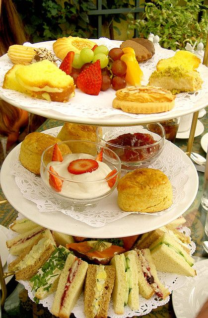 Afternoon Tea at The T Room
