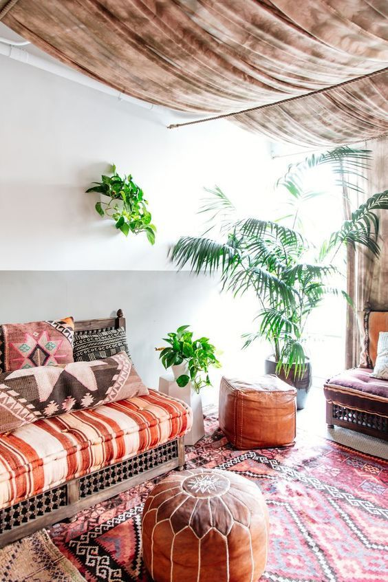 7 Dreamy ideas for a Moroccan inspired living room (Daily ...