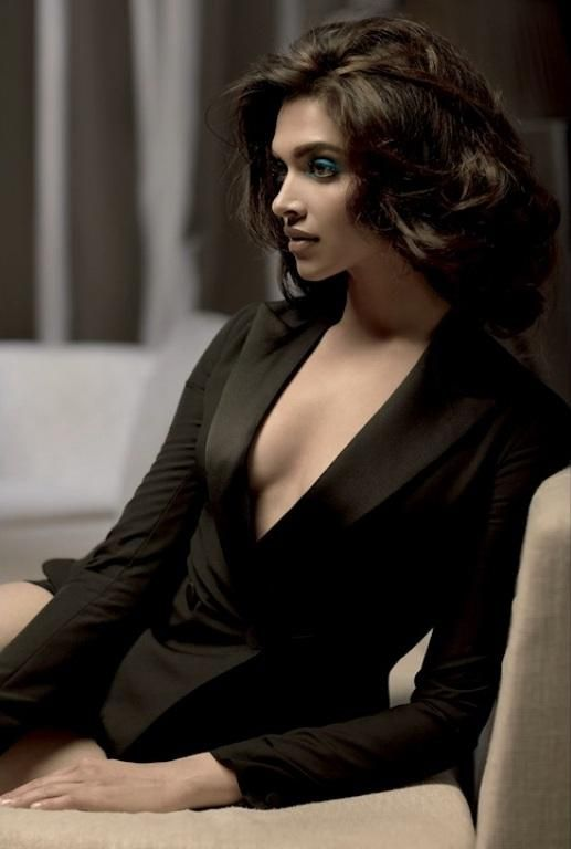 Deepika Padukone L'Officiel India Photoshoot:
