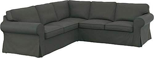 Amazon Com The Thick Cotton Ikea Ektorp 2 2 Sofa Cover