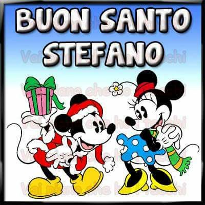 Buon Santo Stefano!!: