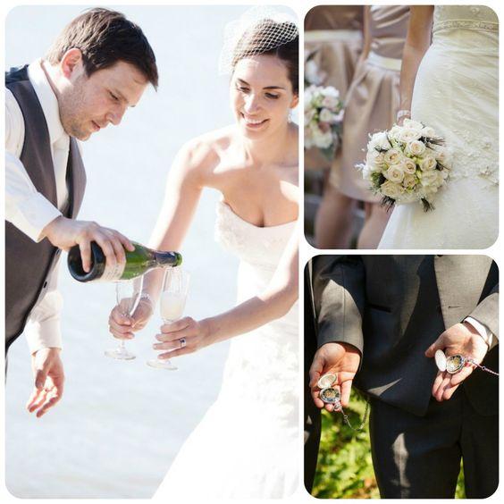 Emmy + Rodolphe : Un mariage DIY | Mariages & Turbulettes #mariagevintage