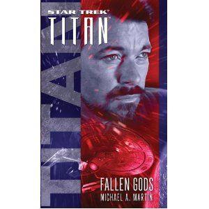 Star Trek: Titan: Fallen Gods (Mass Market Paperback)  http://budconvention.com/zone1.php?p=1451660626  #startrek #trek