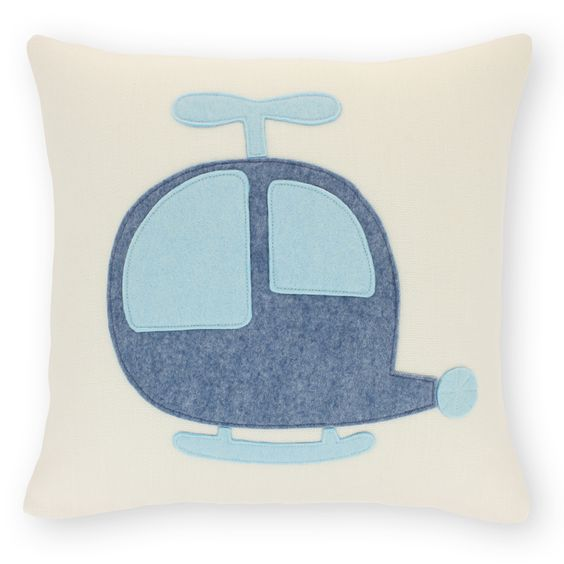 helicopter cushion from muusa www.muusa.fr