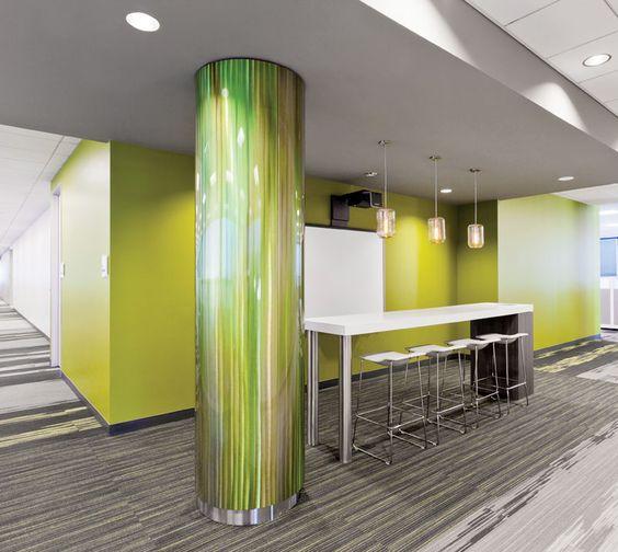 Blendz prefabricated column cover moz designs inc for Interior columns design ideas