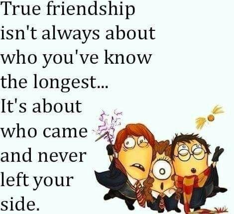 True friendshio