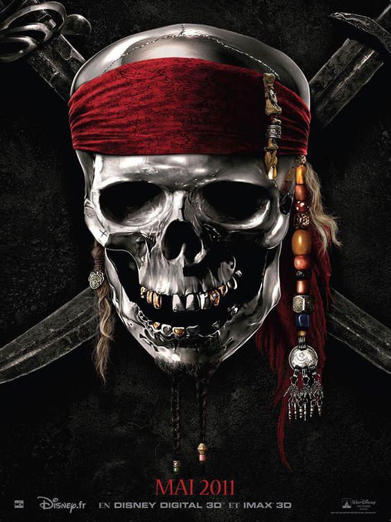 Pirate des caraibes la fontaine de jouvence 2011