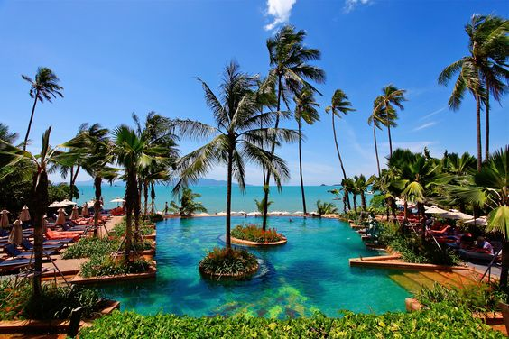 Simply relax...Koh Samui, Thailand.