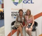 PV America West Day 3: Simplify and Amplify the #Solar Message Raina & Kendra