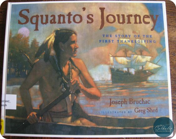 squanto and the pilgrims in the new world The true story of thanksgiving: squanto's miraculous path to plymouth  the pilgrims sailed to the new world,  squanto's miraculous path to plymouth.