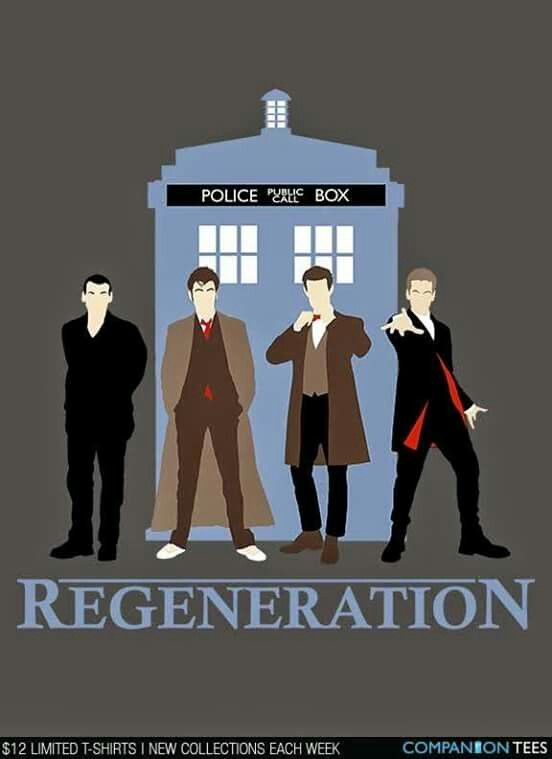 The Four Doctors