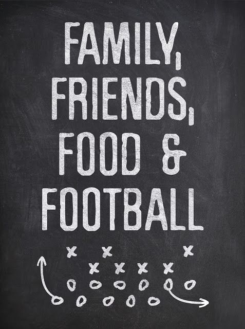 Fontaholic: FREEBIE FRIDAY: Family & Football Print