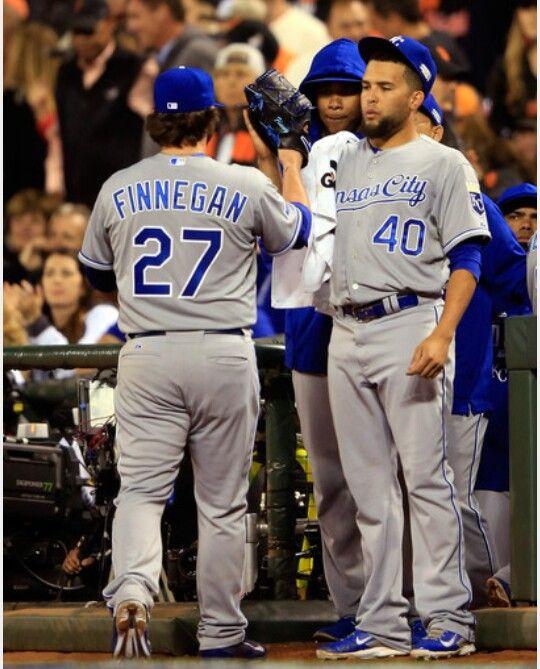 Finnegan Herrera 2014 World Series