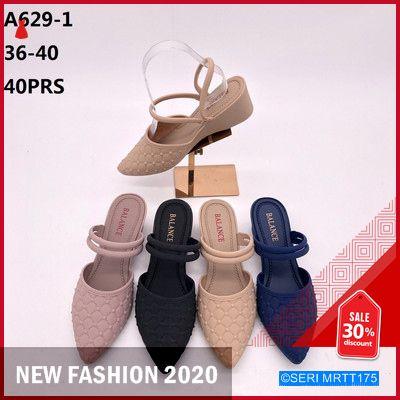 Mrtt175s136 Sepatu Jelly Lova Wedges Keren In 2020 Wedges