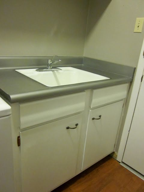 Countertop Paint Stainless Steel : paint laminate countertop with stainless steel paint...