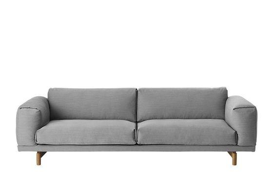 Muuto Rest - 3 Seat | mintroom.de #Muuto #mintroom #shop #sofas #sofas #muuto #anderssen & voll