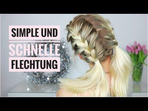 Zwei Zopfe Franzosischer Zopf Olesjaswelt Youtube Franzosischer Zopf Anleitung Zopfe Franzosischer Zopf