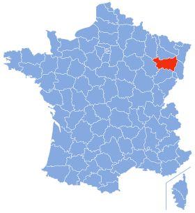 Vosges (département) — Wikipédia