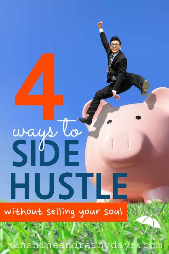 A Side Hustle is a way make extra cash without quitting your day job. It's a chance to pursue your passions without hurting your bottom line. It could also be a job you take, on the side, in order to pay for something you really want or need to pay for. Like Chiefs Season Tickets or debt.