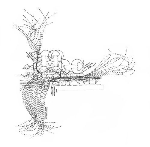 Enric Miralles, Drawings of architecture of war 1990