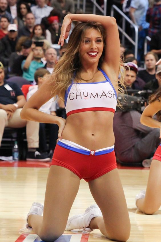 Clippers Spirit Dance Team vs. Detroit - 3/22/14 | THE OFFICIAL SITE OF THE LOS ANGELES CLIPPERS