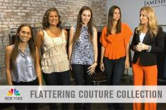 James Jeans - miracle fit couture collection...see this video!