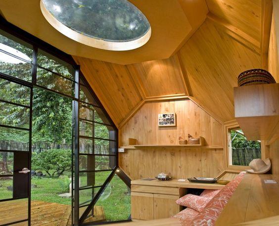 Polyhedron Habitable by Architect Manuel Villa