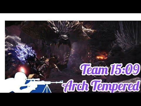 At Nerg No Heroics 15 09 With Team Youtube Monster Hunter World Teams Monster Hunter