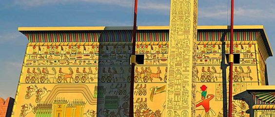 3D Reconstruction of Luxor Temple