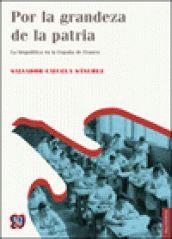 Por la grandeza de la patria : la biopolítica en la España de Franco (1939-1975) / Salvador Cayuela Sánchez. Ver en el catálogo: http://cisne.sim.ucm.es/record=b3350140~S6*spi