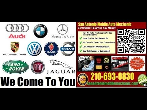 Mobile Foreign Auto Repair Service In San Antonio Onsite Import