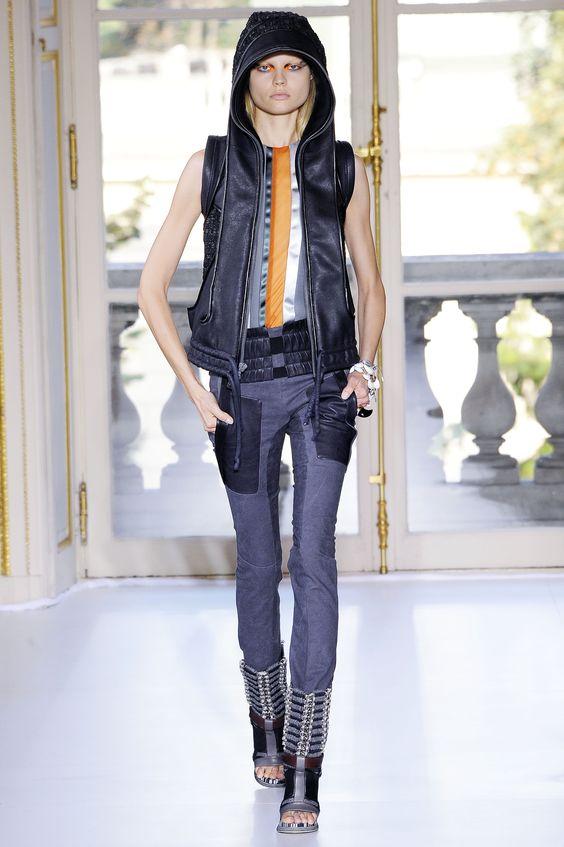 Balenciaga s/s 2010