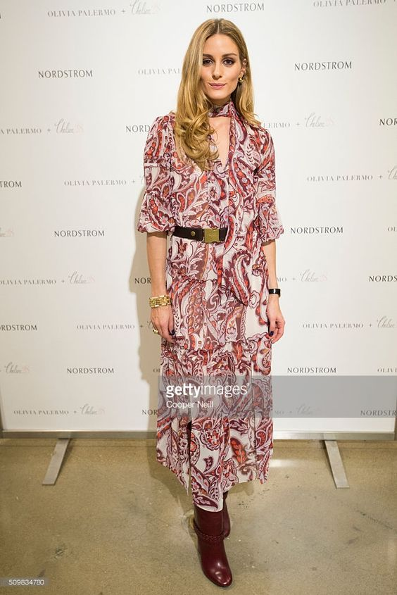 The Olivia Palermo Lookbook : Olivia Palermo Promotes Chelsea28 Collection at Nordstrom in Dallas