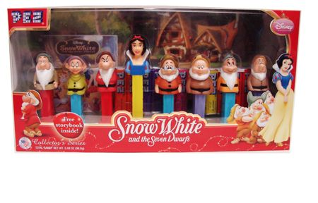 PEZ Disney Snow White Collector Set Wins Honorable Mention