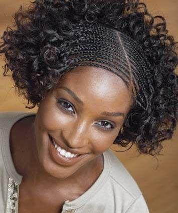 penteado cabelo afros - Pesquisa Google