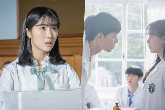 "Kim Hye Yoon Pursues Her Own Romance In The Background Of Main Love Story In ""Extraordinary You"""